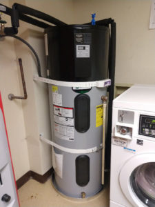 AO Smith Tier 3 Heat Pump Water Heater installed in Seattle 5-1025