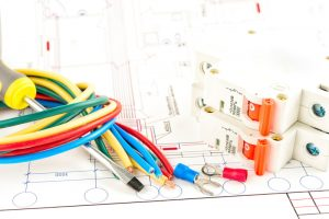 Electrical wiring.