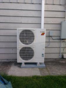 Hyper Heat Outdoor Unit for Air Handler Application-1025