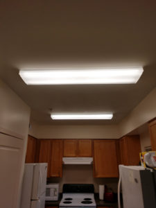 New Integrated LED Kitchen Fixtures 2-1025