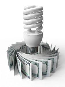 led lightbulb.